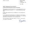 Lettre de résiliation ENGIE Home Services (Entretien Chaudière)