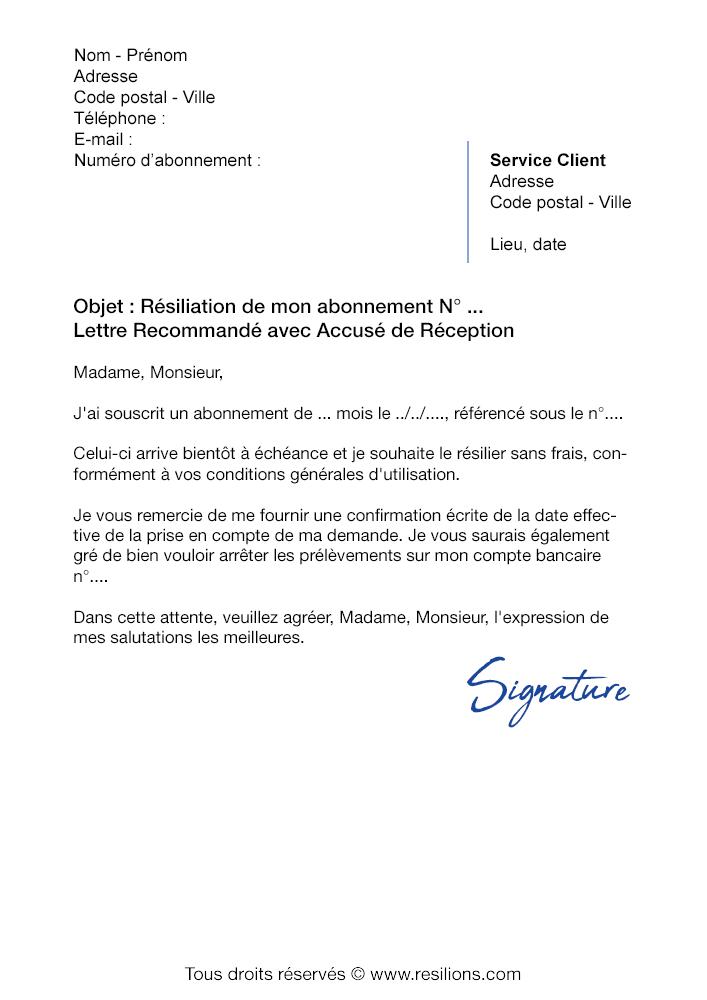 La lettre type pour résilier à un site de rencontre (téléchargez gratuitement)